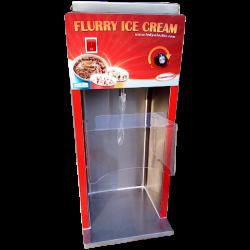 """Maszyna """" FLURRY """" - przepyszny mix lodowy z dodatkami"""