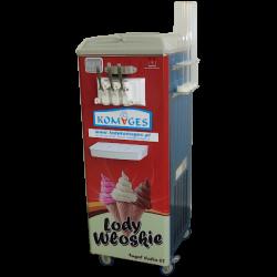 """Maszyna do lodów włoskich """"KOMAGES2 """""""